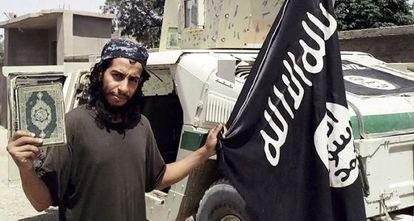 Abdelhamid Abaaud, en una foto difundida el pasado febrero.
