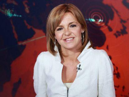 La periodista de RTVE Almudena Ariza.