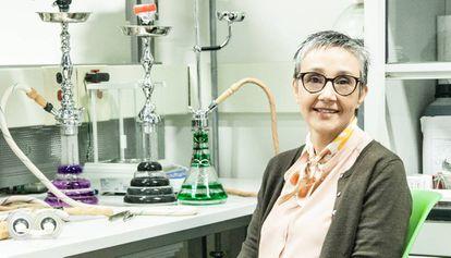 Najat Saliba, química analítica y atmosférica premio L'Oréal-Unesco For Women in Science por África y Países Árabes.