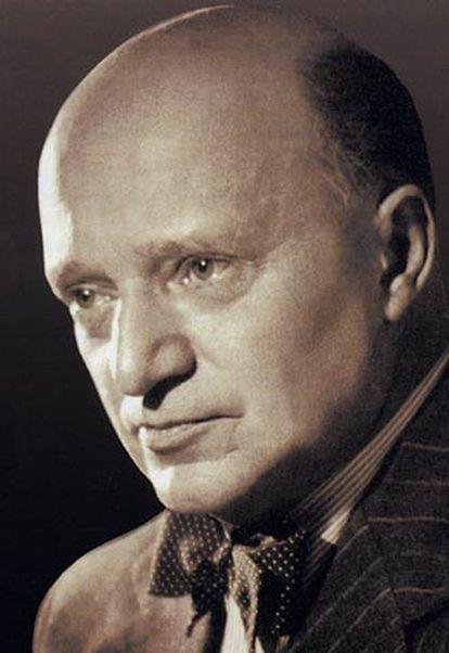 El director de orquesta Erich Kleiber.