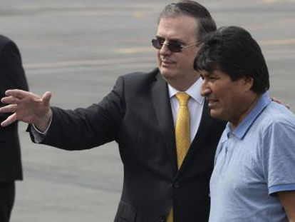 El paso al frente del Gobierno de López Obrador llega poco antes de que asuma la presidencia temporal de la CELAC, lo que puede propiciar un choque con la OEA