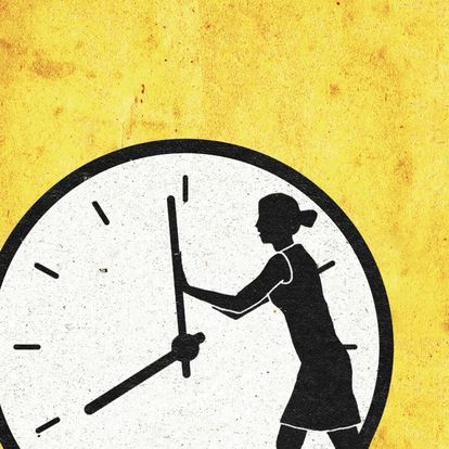 El tiempo en nuestras manos