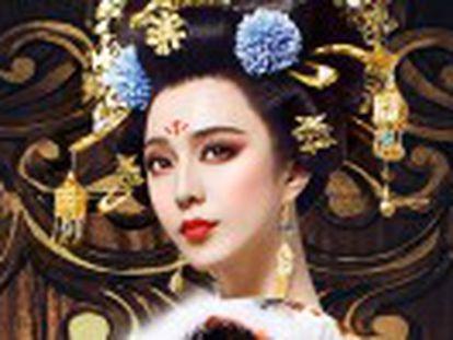 Fan Bingbing es un ídolo de masas en el gigante asiático. A sus 34 años, en el rostro más popular del cine y la televisión chinos