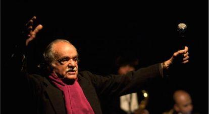 Santiago García, en una imagen de archivo.  TEATRO LA CANDELARIA