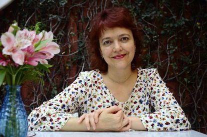 Norma Muñoz Ledo, autora de 'Bestiario de seres fantásticos mexicanos'.