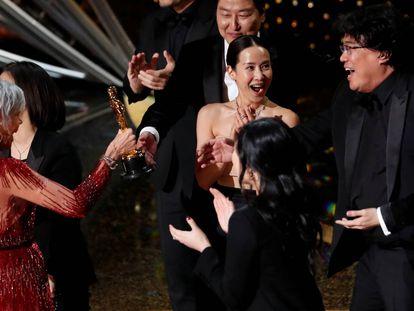 La gala de los Oscar 2020, en imágenes