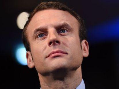 El exprotegido de Hollande da el paso para ocupar un reñido espacio de centroizquierda