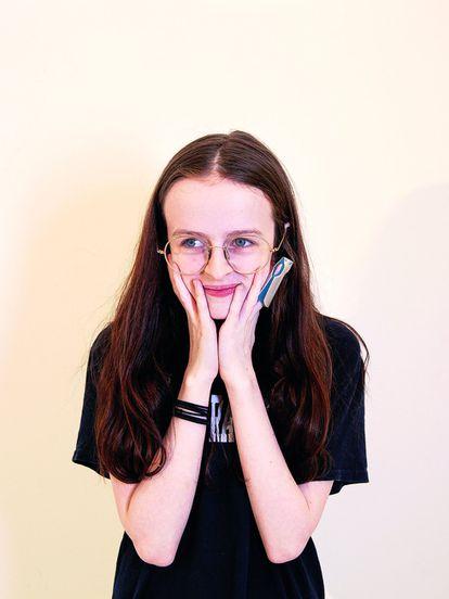 Retrato de Charlotte Shaifer.