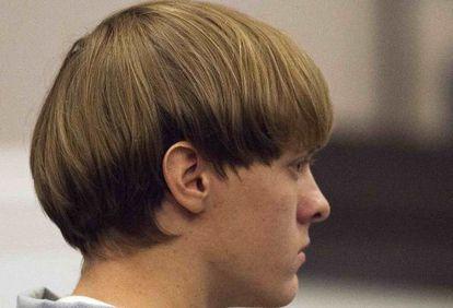 Dylann Roof, el acusado por la matanza racista de Charleston