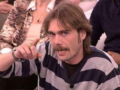 Carlos Navarro 'El Yoyas', exconcursante de 'Gran Hermano' y condenado por violencia machista.