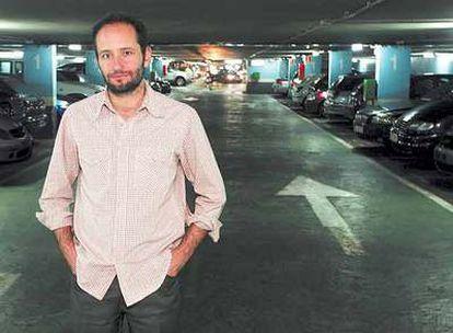 El director mexicano Carlos Reygadas.