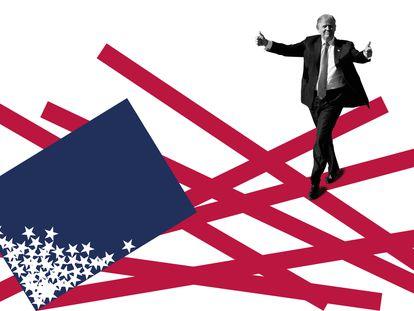 El excepcionalismo de EE UU en la era Trump