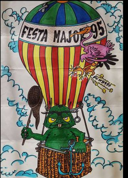 Motivo festivo de Sant Feliu.