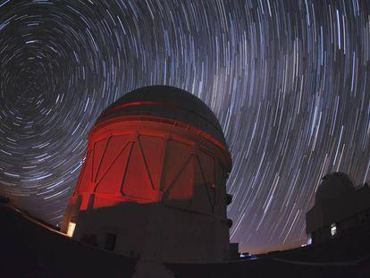 Telescopios como el de la imagen (en Chile) ayudan a entender el origen del Universo.