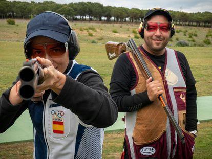 Fátima Gálvez y Alberto Fernández se estrenarán en Trap Mixto en los Juegos Olímpicos.