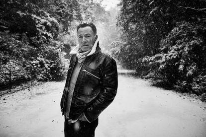 Bruce Springsteen en 'Letter to You'.