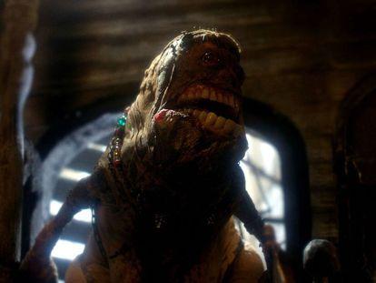Imagen de la película 'Mad God', que Phil Tippett lleva 30 años preparando a espaldas de Hollywood.