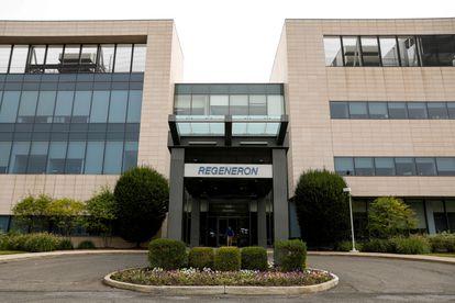 Sede de la compañía Regeneron, en Nueva York.
