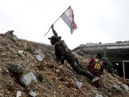 El Asad dice que los avances en la ciudad cambiarán por completo el curso de la guerra
