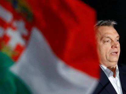 El primer ministro de Hungría, Viktor Orbán. En el vídeo, las declaraciones del observador jefe de la OSCE.