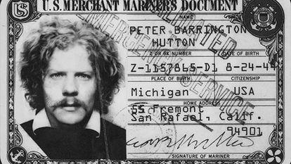 Carnet marino del director Peter Hutton.