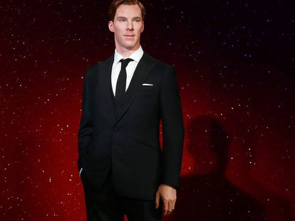 Benedict Cumberbatch, practicante del ayuno intermitente.