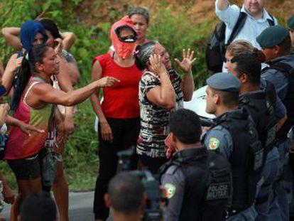 Brasil es el país con el mayor hacinamiento en los penales