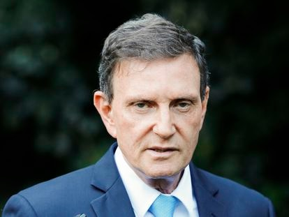 Marcelo Crivella, alcalde de Río de Janeiro.