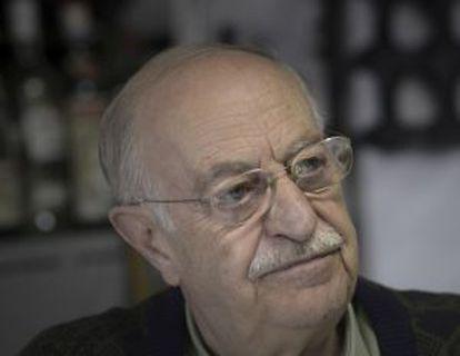 Lluís Fernando Caldentey, alcalde de Pontons.