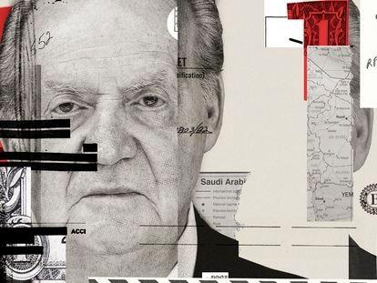 Juan Carlos I, 'Papeles de Pandora'