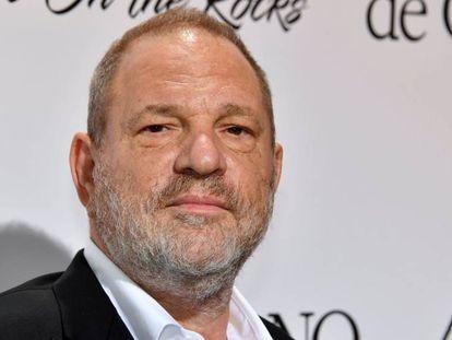 El produtor Harvey Weinstein