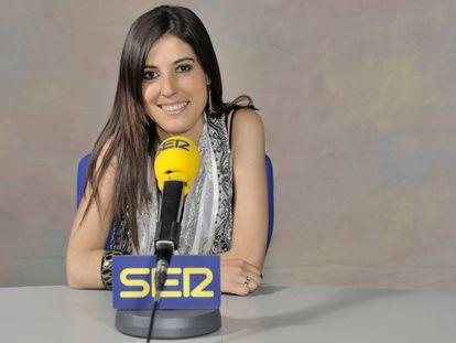 Laura Martínez, directora de Deportes de la Cadena SER.