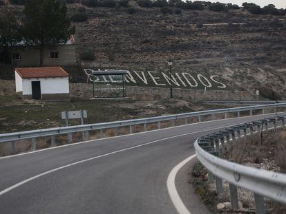 Masegoso (Teruel).