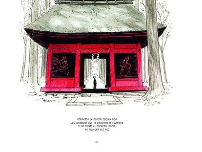 Viñeta de 'Otro Japón', de Jorge Arranz.