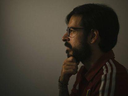 El diputado de la Asamblea Nacional venezolana Miguel Pizarro.