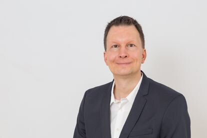 Lasse Rouhiainen (Espoo, Finland; 42 years old), writer, consultant and expert in artificial intelligence,