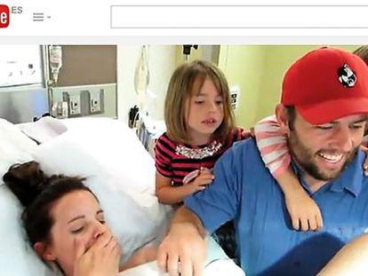 Los Shaytards y su vida en familia está documentada en YouTube. El vídeo más famoso: uno de los partos.