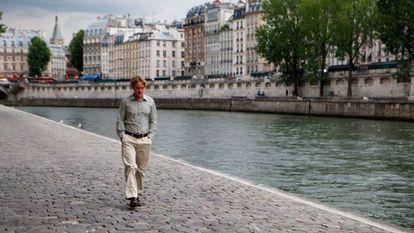 Owen Wilson, en 'Midnight in Paris'.