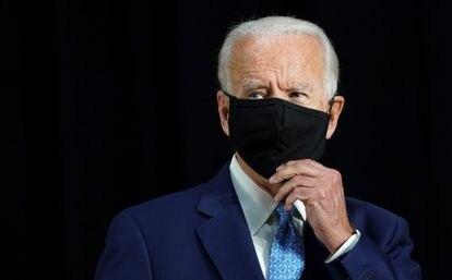 Joe Biden, durante un acto de campaña en Delaware el pasado 30 de junio.