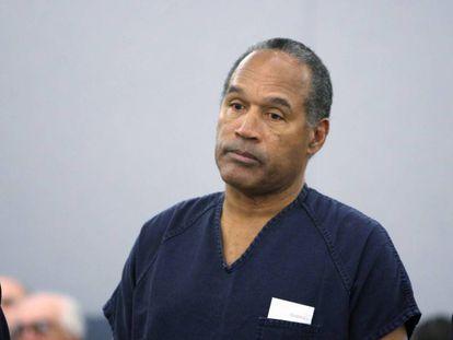 OJ Simpson, en una imagen durante su juicio de 1998.