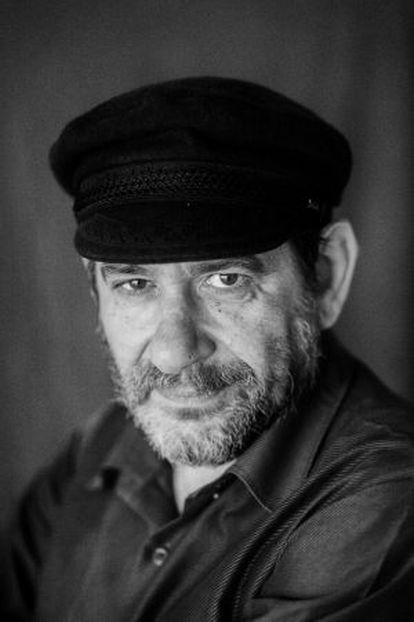El actor vasco Karra Elejalde, fotografiado en Molins de Rei.