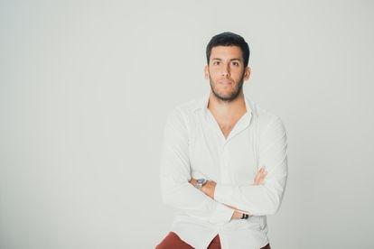 El emprendedor Xavi Creus.