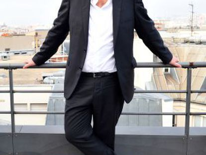 Xavier Niel, consejero delegado de Free, en la sede de la firma en París.