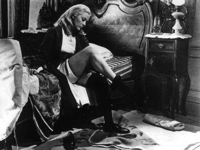 Fotograma de la película 'Viridiana', de Luis Buñuel.