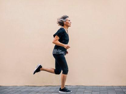 El deporte es fundamental para evitar algunos de los síntomas de la menopausia.