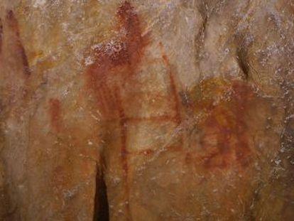 La especie extinguida es la autora de unas enigmáticas pinturas rupestres realizadas en tres cuevas españolas hace 65.000 años
