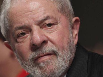 El expresidente de Brasil Luiz Inácio Lula da Silva, en una imagen de archivo.
