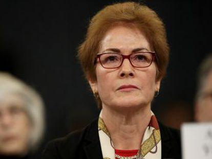 """Aquí nos tomamos muy en serio la intimidación de testigos"""", ha señalado Adam Schiff, presidente del Comité de Inteligencia del Congreso, donde tenía lugar la audiencia por el  impeachment  al mandatario"""