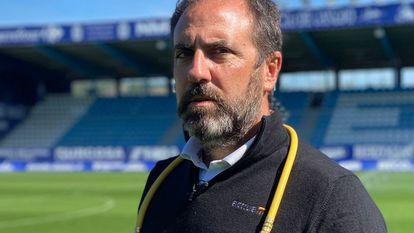 Javier Gutiérrez auditará el riego de todos los campos de LaLiga.