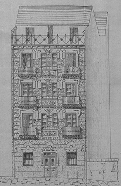 Plano del edificio.